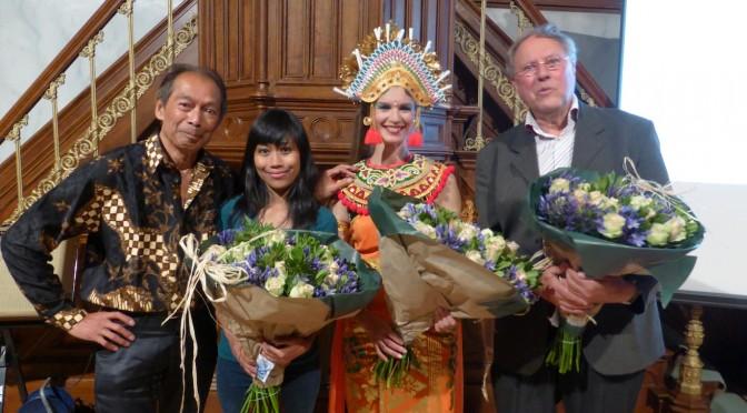 Internationale Vereniging voor Neerlandsitiek: hedendaagse Indonesische dans, poezie en muziek