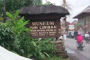 DwiBhumi Museum Puri Lukisan