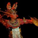 DwiBhumi Balinese dans Legong Keraton Roxanne Spijkers Aafke de Jong Muiderpoorttheater