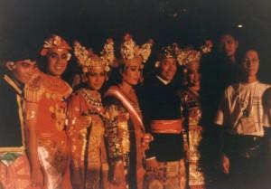 Guruh Sukarnuputra Legong Untung Surapati DwiBhumi Balinese dans