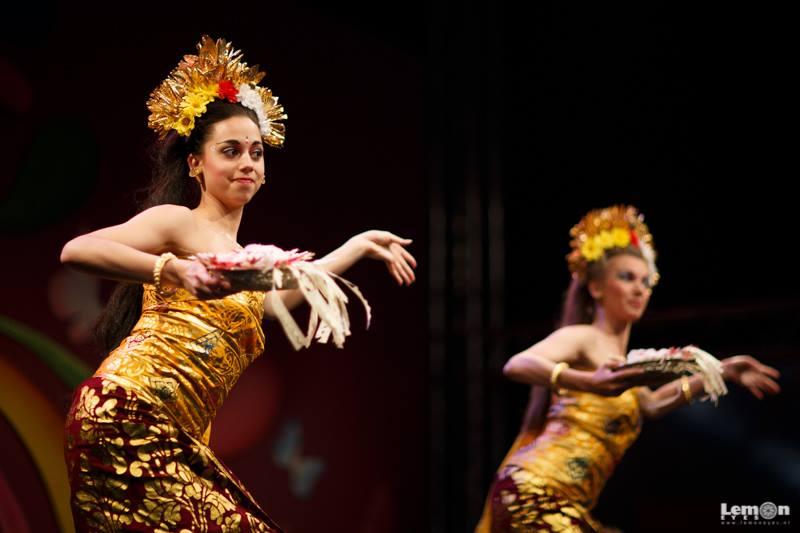 DwiBhumi Tong Tong Festival Tong Tong Fair Balinese dans Panymebrama 2013