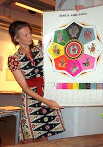 Lezing Aafke de Jong Stichting Indisch Erfgoed Apeldoornse Indische Zomer 2013 Sekala Niskala Bali offerandes religie Hindoeisme