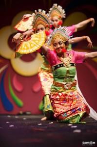 dwibhumi balinese dance tong tong fair holland