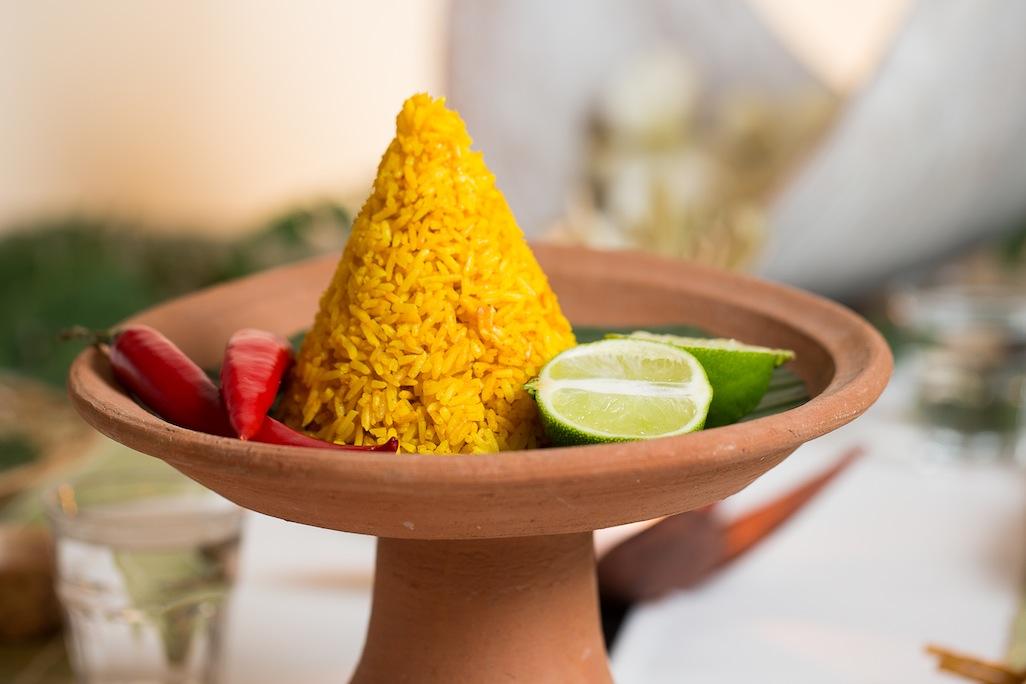 DwiBhumi Balinese catering rijsttafel