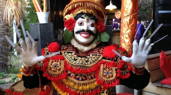 Tari Jauk Manis – expressieve Balinese maskerdans