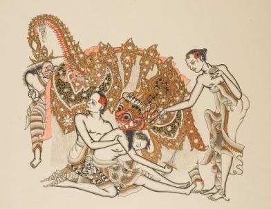 Lempad_Bali-MuseumPuriLukisan
