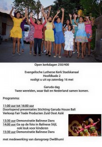 stichting garuda house balinese dans dwibhumi