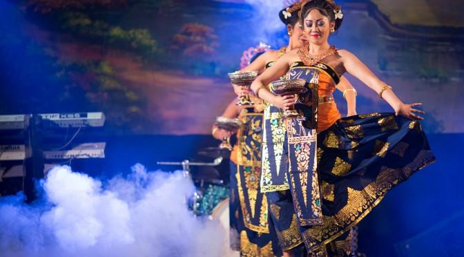 Uitnodiging Balinese dansgroep DwiBhumi Pasar Malam Rijswijk 17 oktober 2015
