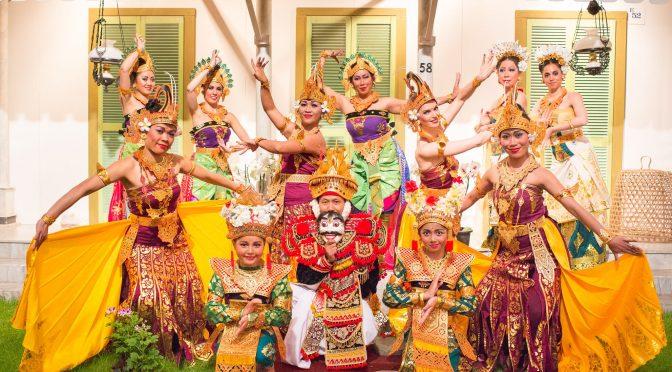 Terugblik optredens Balinese dans DwiBhumi tijdens Tong Tong Fair 2016