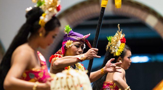 WORKSHOPS Balinese dans & Thaise Yoga