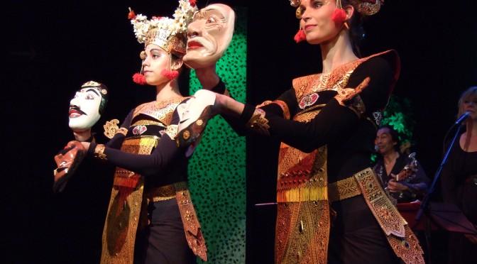 18 augustus Balinese dans, muziek en poezie in Leiden