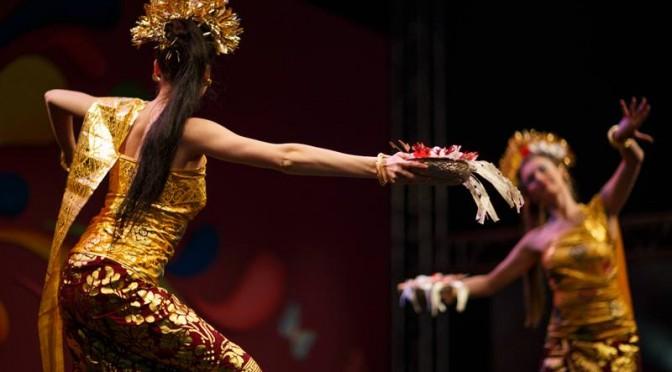 Panyembrama – Balinese welkomstdans