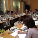 workshop balinese wayangpoppen maken dwibhumi