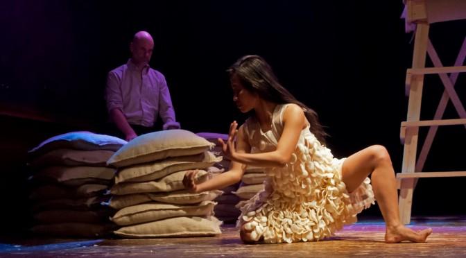 Eigen werk: nieuwe dans met inspiratie uit Bali en Indonesie