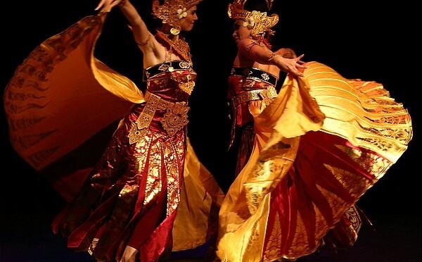 dwibhumi balinese dance company netherlands cendrawasih
