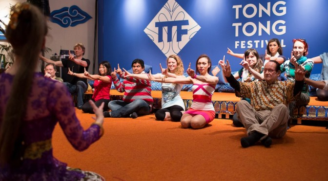 Balinese danslessen van start in Den Haag op maandag 5 oktober 19:30 – 21:00 uur