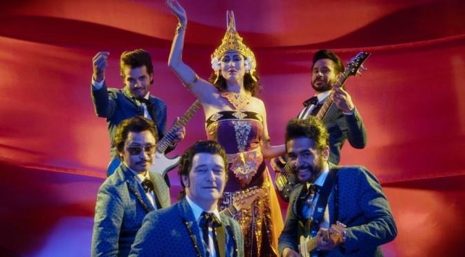 Televisieserie Schaep Ahoy met Balinese dans van DwiBhumi op NPO1