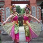 balinese dansgroep dwibhumi indonesische dans taman indonesia
