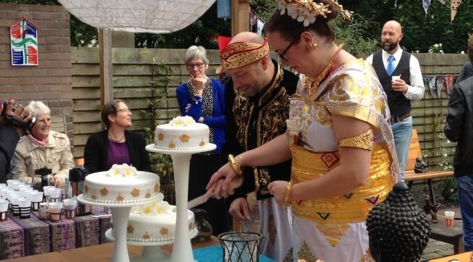 Balinese bruidskleding, dans en workshop verzorgd door DwiBhumi voor 12,5-jarige bruiloft