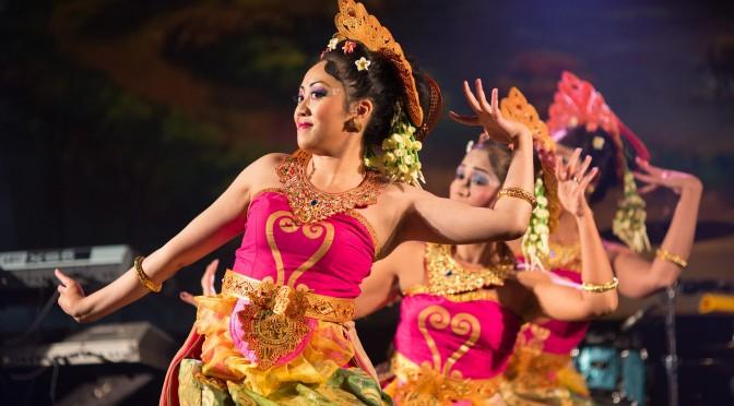 Balinese danslessen in Den Haag beginnen weer op maandag 1 februari 2016!