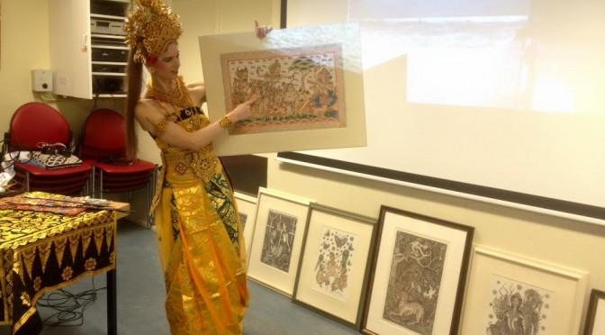 Terugblik lezing Balinese schilderkunst voor St. Pelita in Den Haag