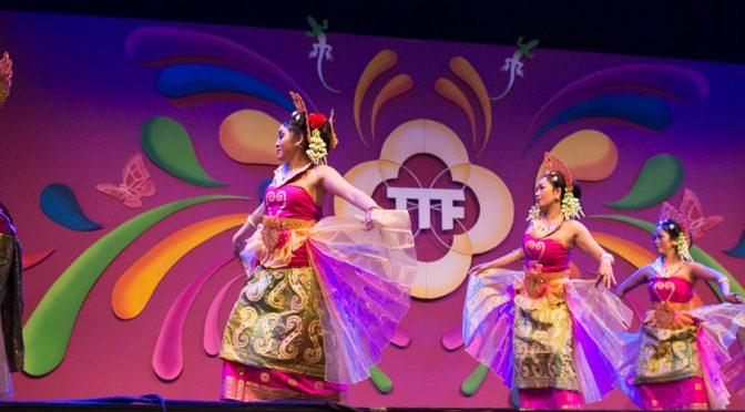 DwiBhumi @ Tong Tong Fair & Festival 2016 met Balinese dans en Indonesische taal