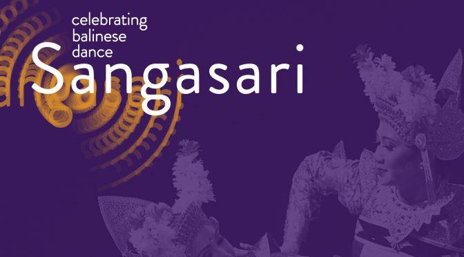 Sangasari Festival 22 en 23 oktober 2016 in Museum Volkenkunde
