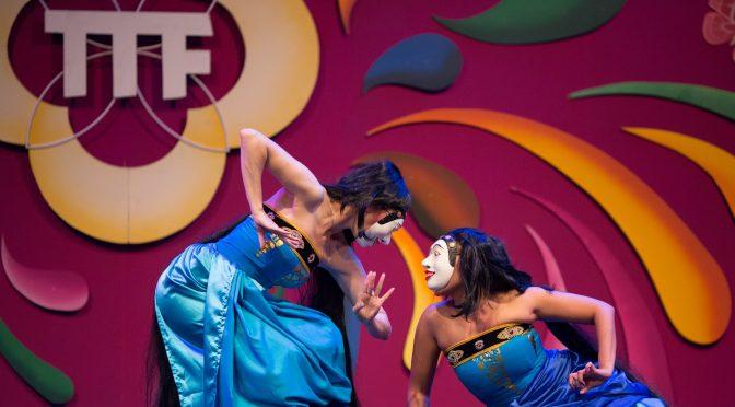 Nieuwe choreografie verenigt Balinese dans, muziek en poëzie