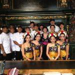Opening Asian Library - DwiBhumi Balinese Dans